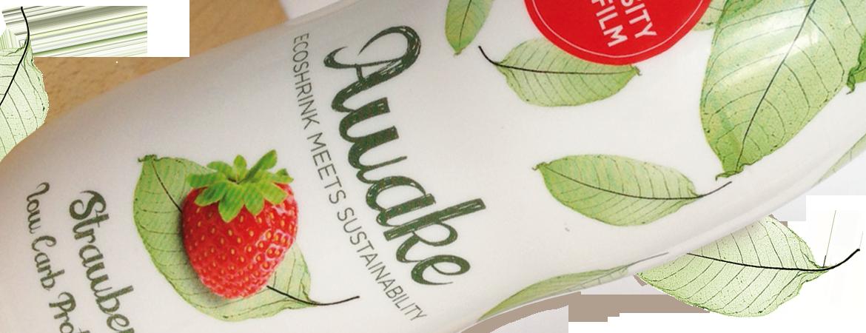Packaging Hamburg Joghurt Drink Verpackung
